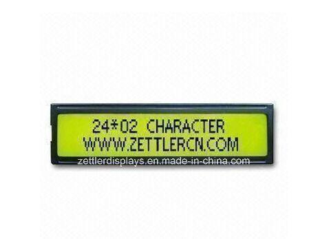 24 X 2 Characters LCD Display Module Acm2402c Series
