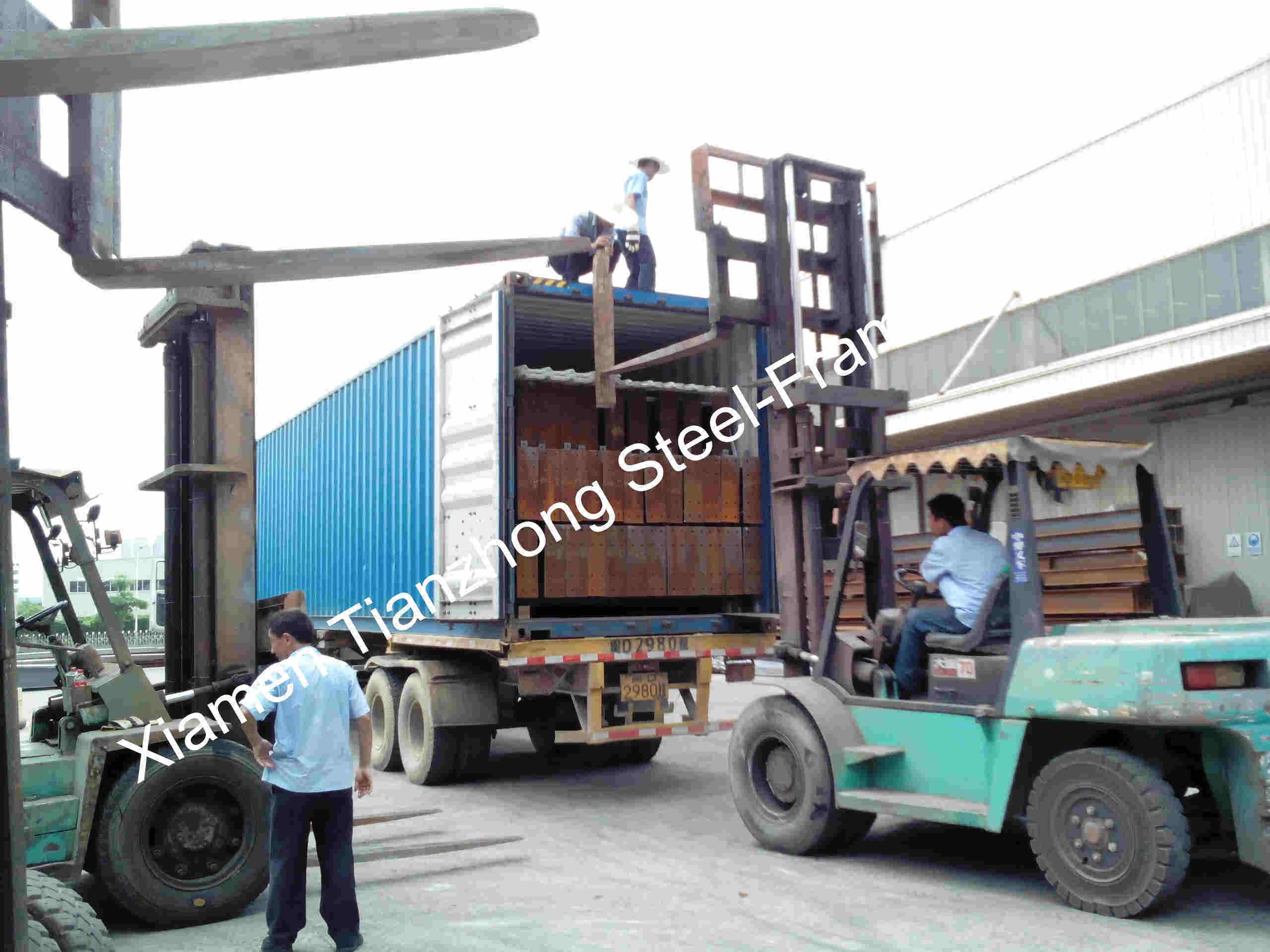 Economic Scheme for Steel Structure Warehouse