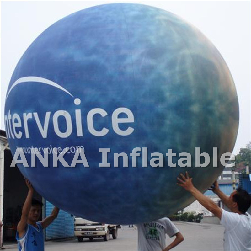 Helium Inflatable Promotion Balloon with Customized Shape