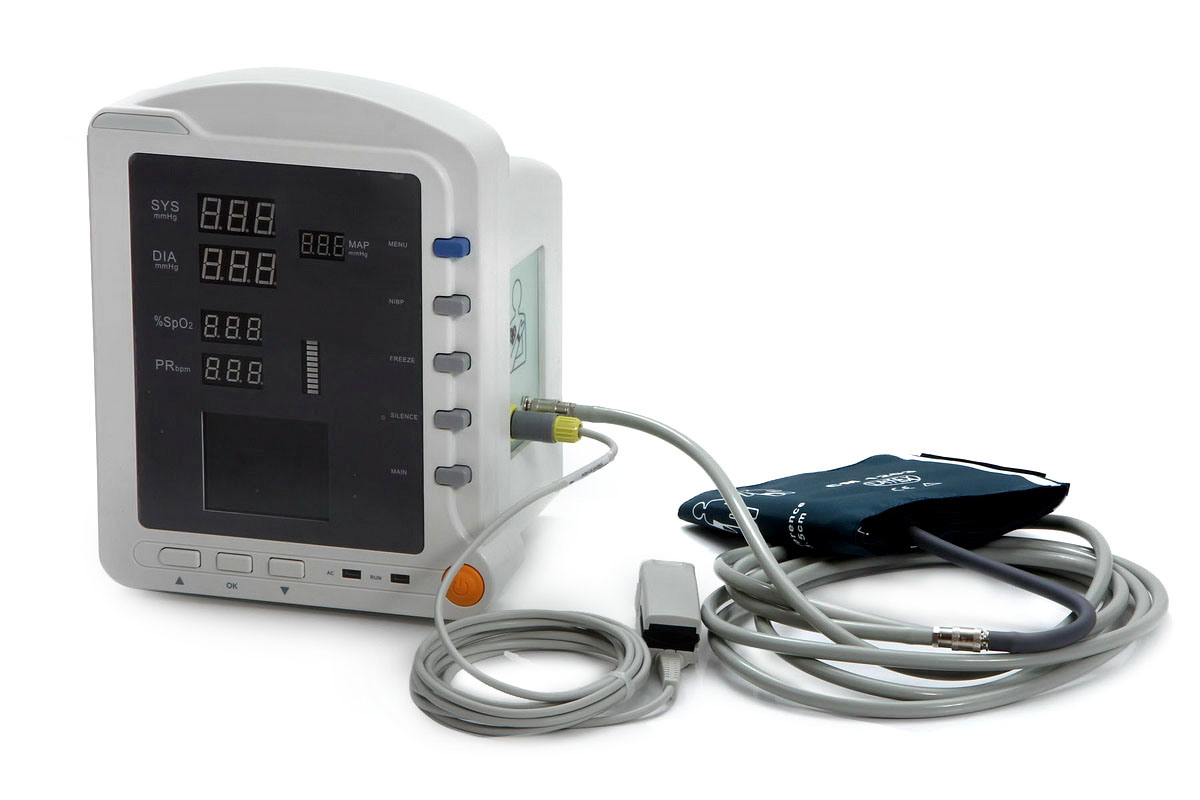 Factory Price 2.8 Inch 3-Parameter Patient Monitor (RPM-6000A) -Fanny