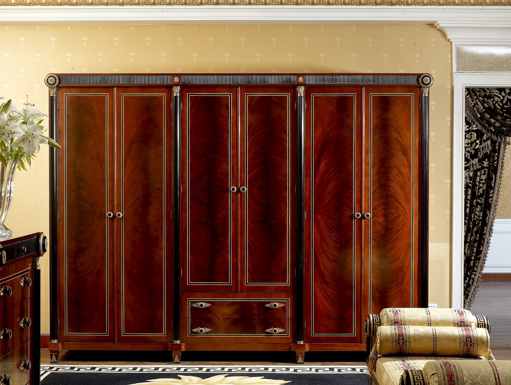 for cubecart solid storage of ideas wardrobes built wood wardrobe in closet