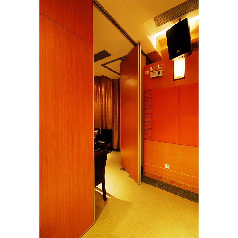 Soundproof Movable Partition Wall