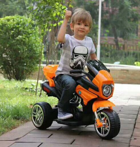 Ride on Motorcycle Kids Electric Toy Car Children Battery Operated Car