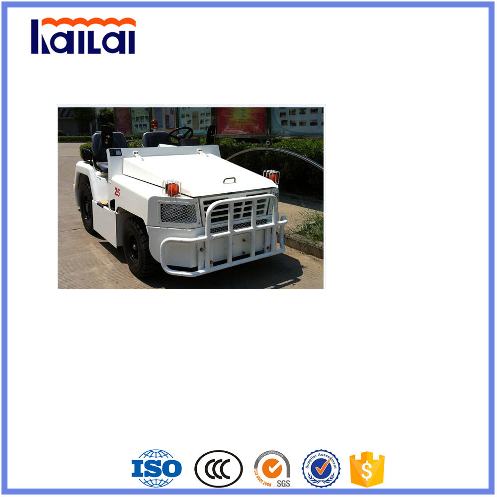2.5 Ton Aircraft Towing Tractor Exported to Venezuela