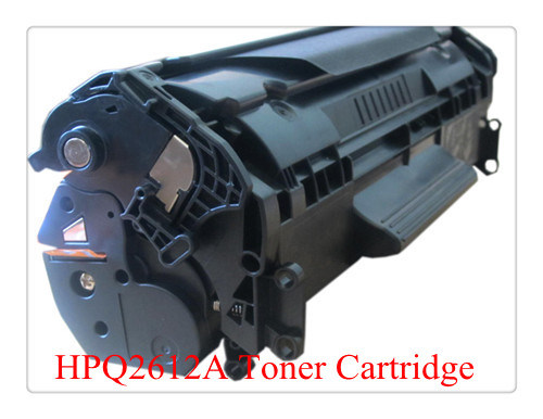 Q2612A Toner Cartridge for Use in HP1010/1012/1015/1020/1022/3015/3020/3030/3050/3052/3055