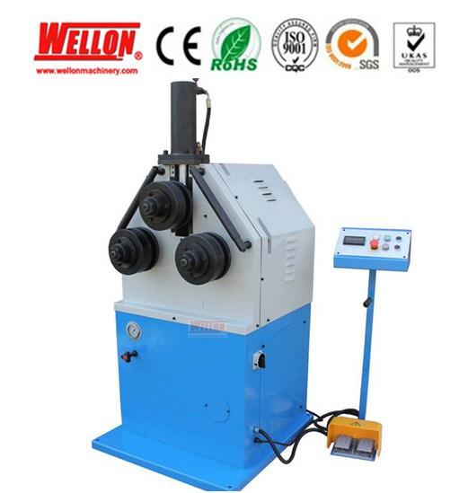 Hydraulic Profile Bending Machine (Round Bending machine HRBM50HV HRBM65HV)