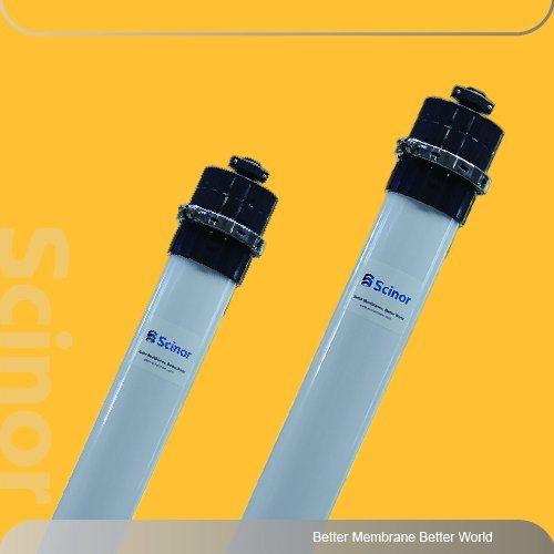 Pressurized UF Membrane Module