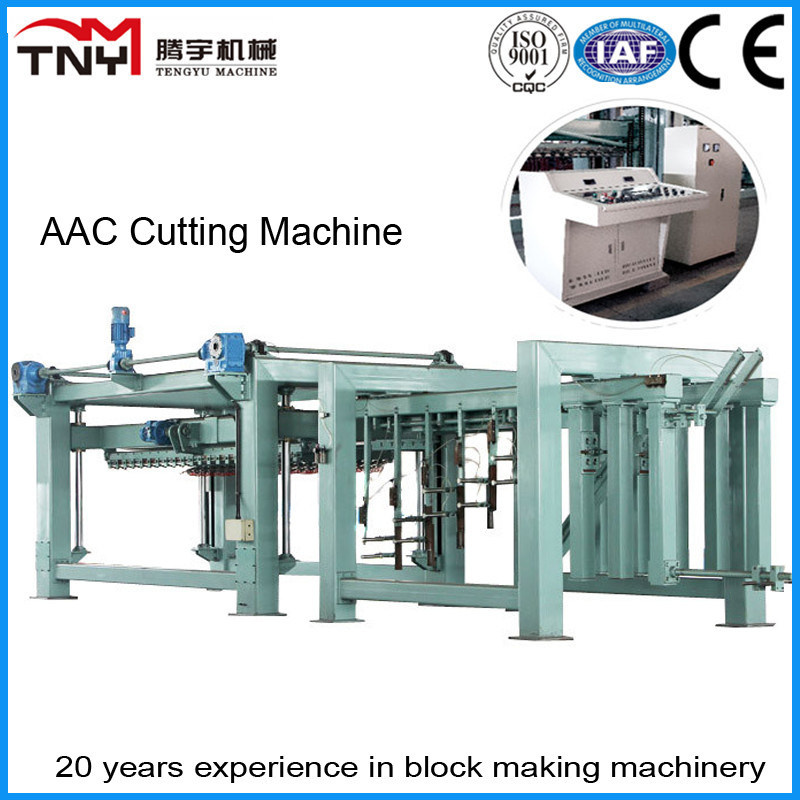 Fly Ash AAC Block Production Line Price