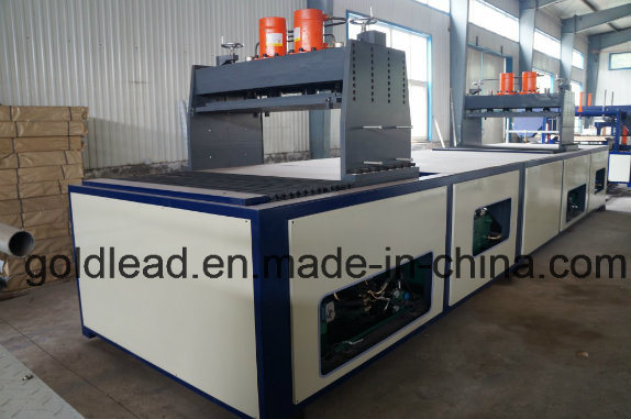 FRP 80t Pultrusion Machine