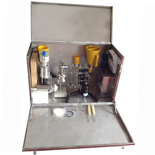 Mud Test Kit Portable Lab