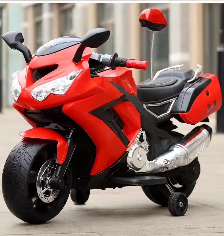 Kids Baby Battery Powered Motor Car Electric Motorcycle Bike