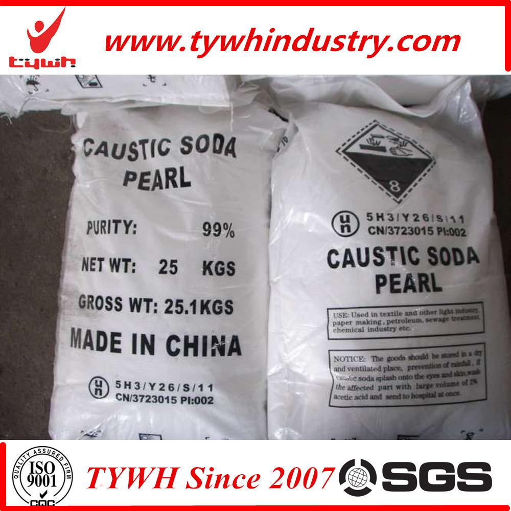 Price Caustic Soda Pearl