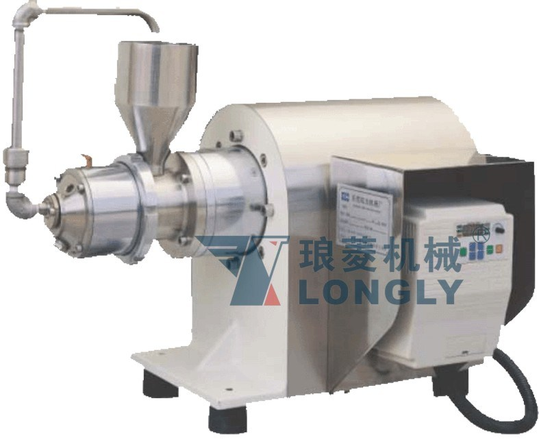 LSM-0.3 Disk Type Horizontal Lab Bead Mill