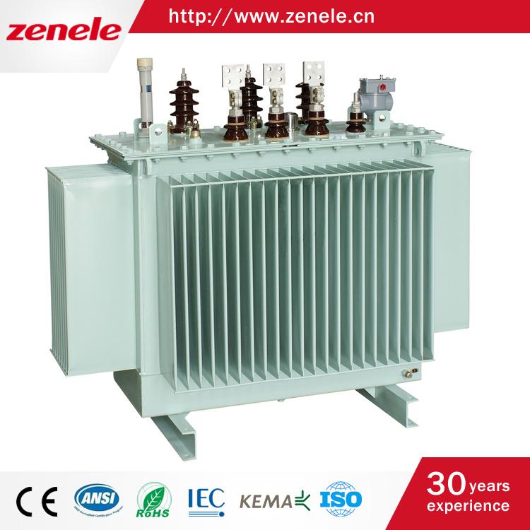 6~11kv Oil Cooled Distribution Transformer, Onan