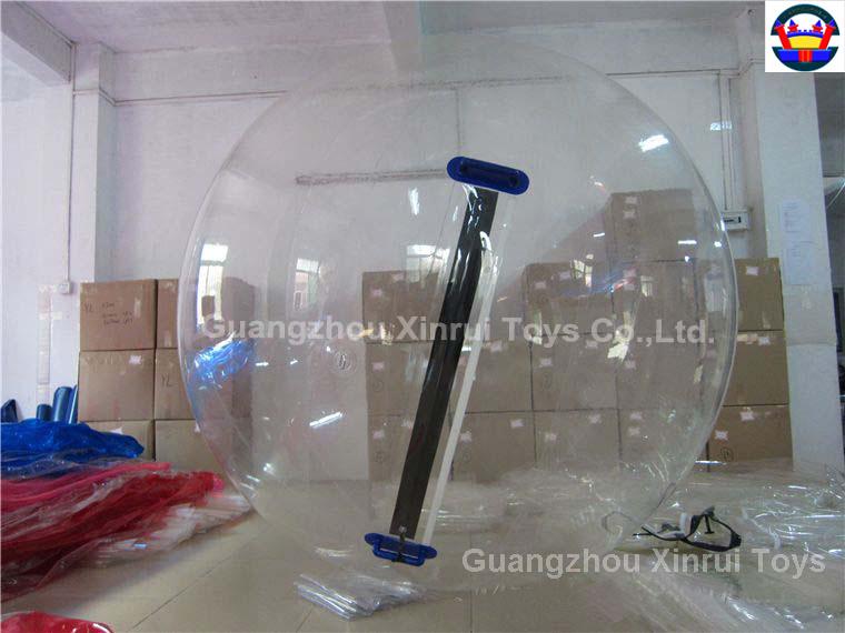 Boule gonflable transparente de l 39 eau xrwb 01 boule for Piscine a boule adulte