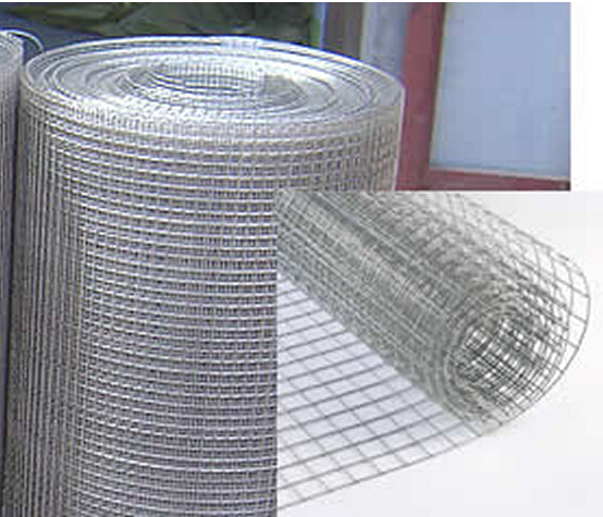 Factory Hot Sale Galvanized Welded Wire Mesh