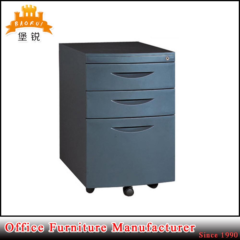 Home Furniture Movable Cabinet Pedestal Mobile Drawer File Cabinet