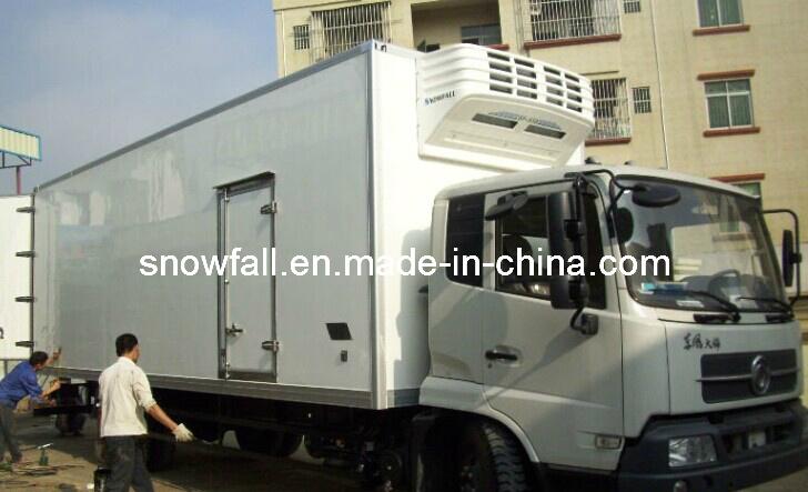 Fiberglass Refrigerated Truck Body/Freezer Truck