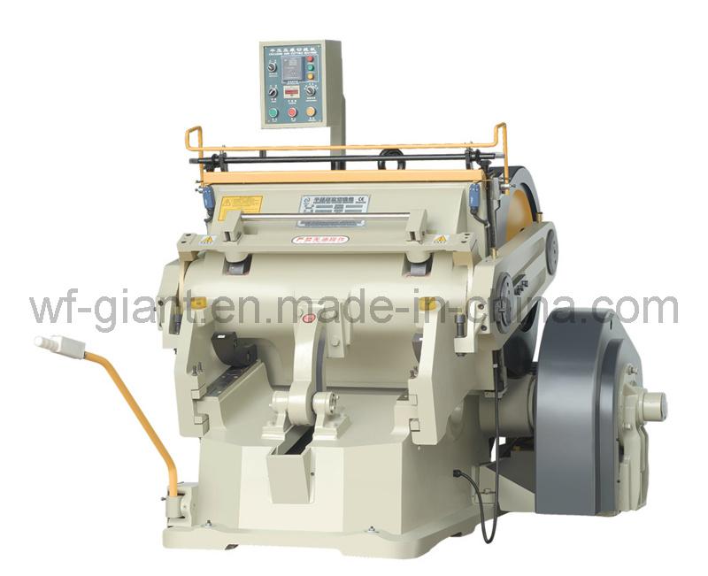 Heavy Duty Creasing and Cutting Machine (ML-930E)