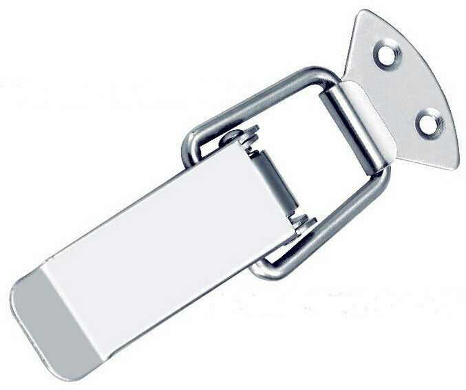 Nickle Plated Steel Toggle Link Clamp