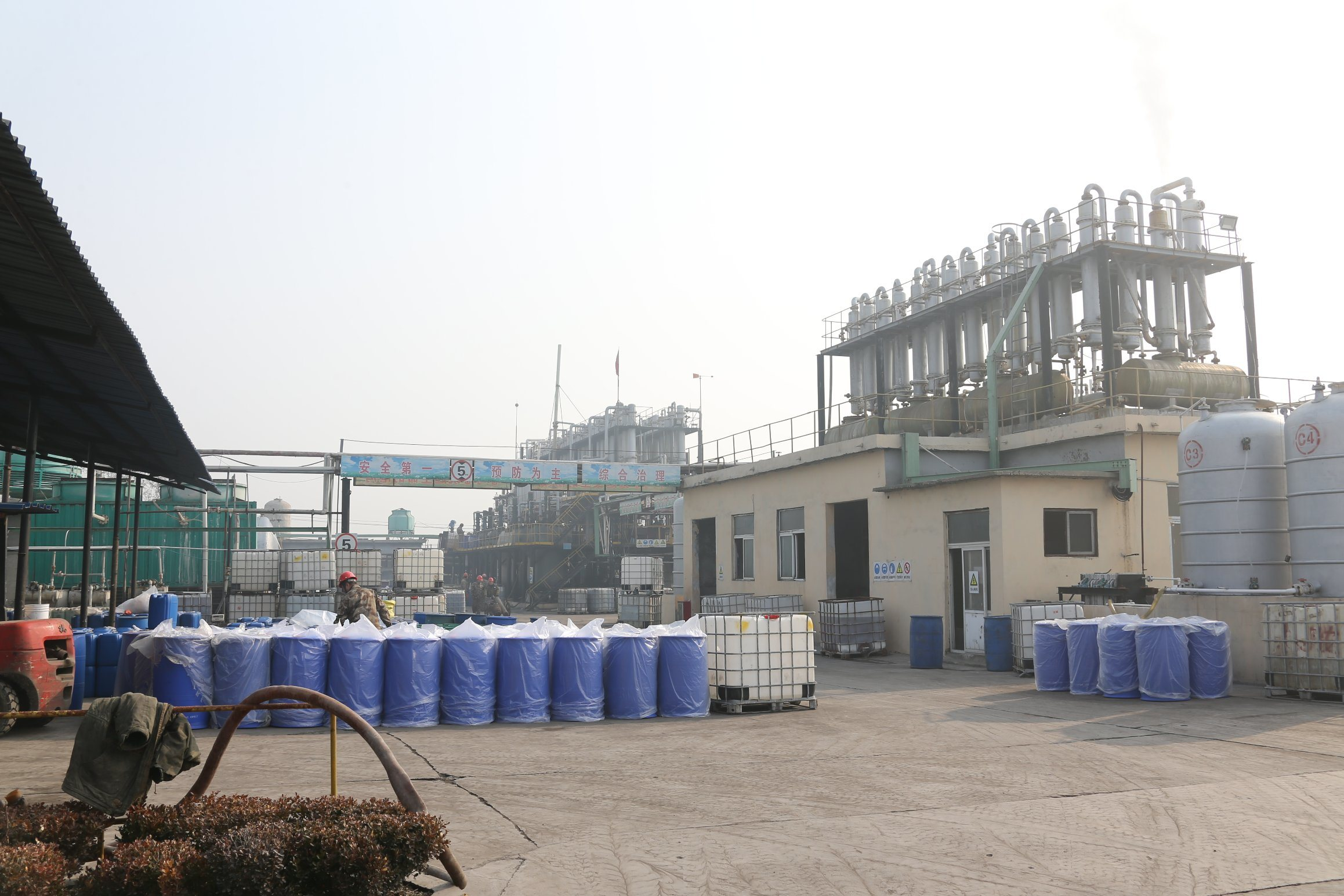 Water Treatment Chemical DTPMPA with SGS Certification