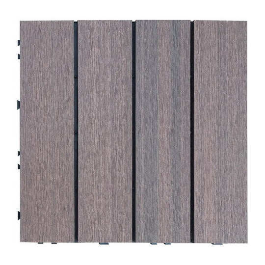 Top Quality Co-Extruded WPC Decking