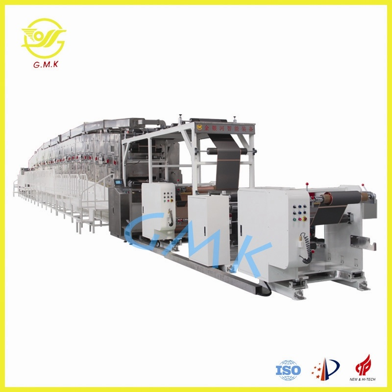 Li-Battery Cathode Slurry Slot Die Single Surface Coating Machine