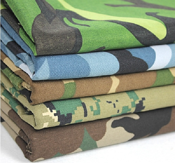 Cotton Workwear Poplin and Twill Woven Fabric/Garment Fabric