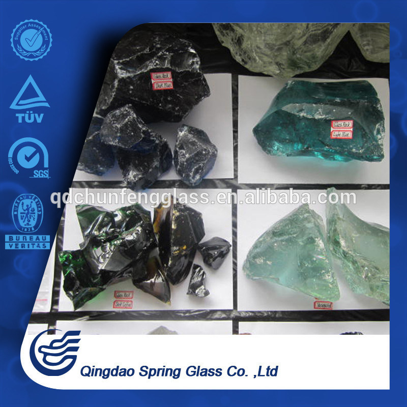 Decoration Glass Aggregates