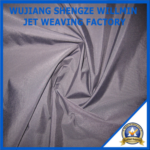 PU Waterproof Breathable Strong Nylon Jacket Fabric