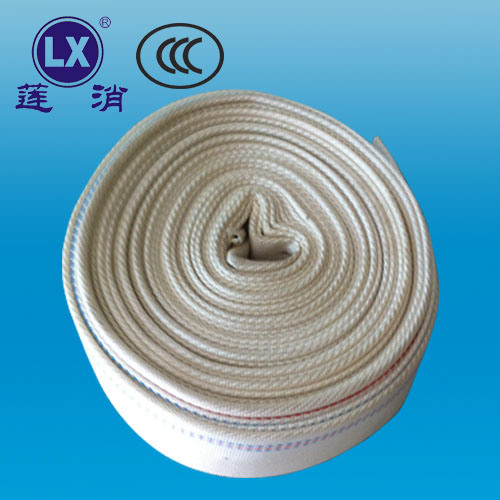 65mm Diameter PVC Circular Loom Fire Hose