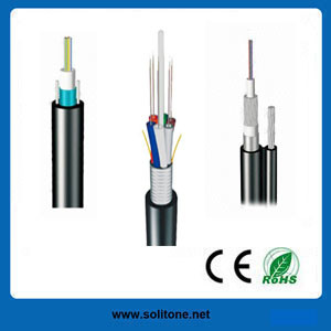 Outdoor Fiber Optic Cable (GYXTC8A)