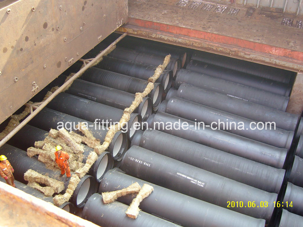 Ductile Iron Pipe ISO2531/En545