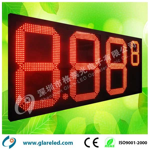 These are some of led gas price sign station display pictures