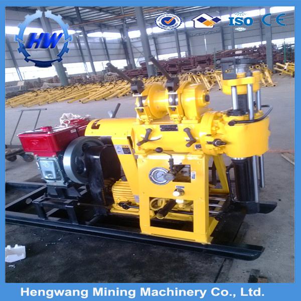 Hydraulic 150m Truck Water Well Drilling Rig Machine