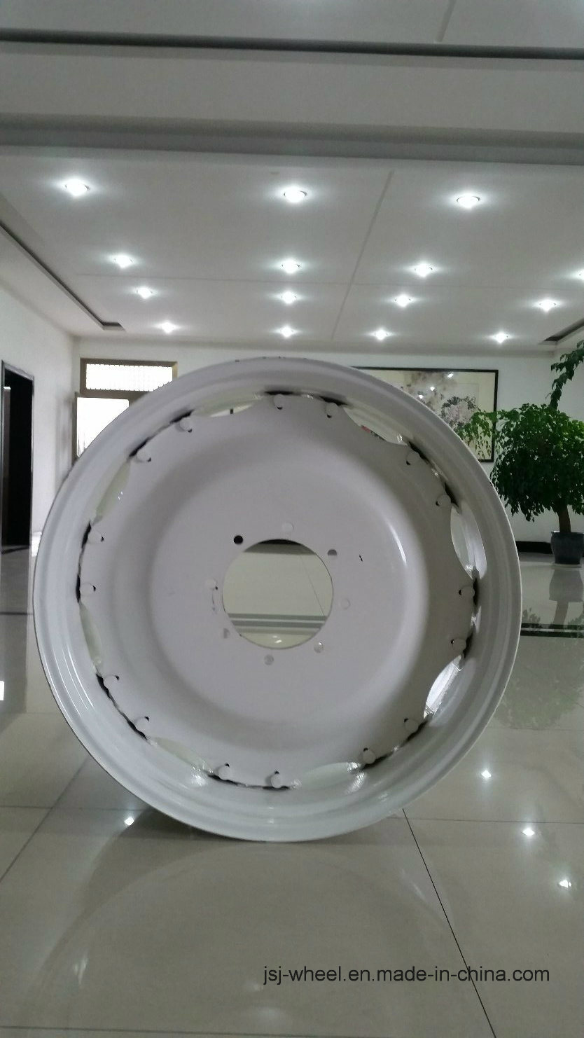 Wheel Rims for Tractor/Harvest/Machineshop Truck/Irrigation System-3