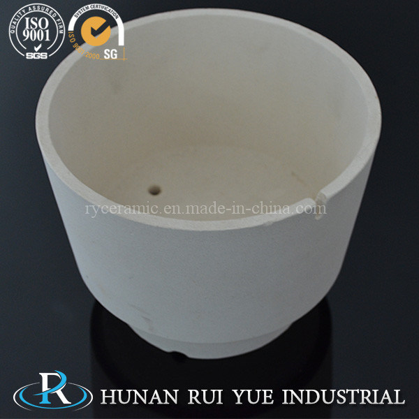 2016 Hot-Selling Gold Melting Crucible Used for Lab Muffle Furnace