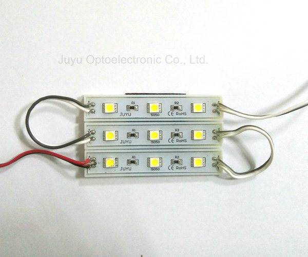 SMD 5050 White Waterproof LED Module
