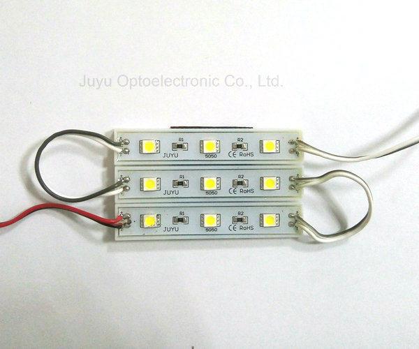 SMD5050 White Waterproof LED Module