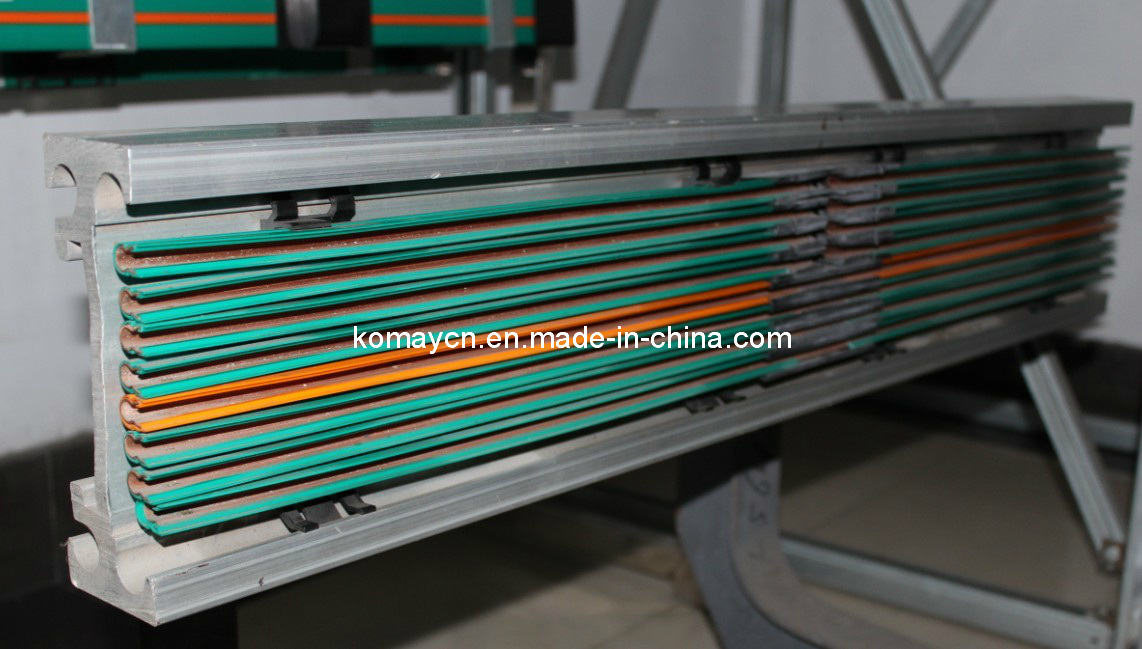 Insulated Conductor Rail Busway U12 Type