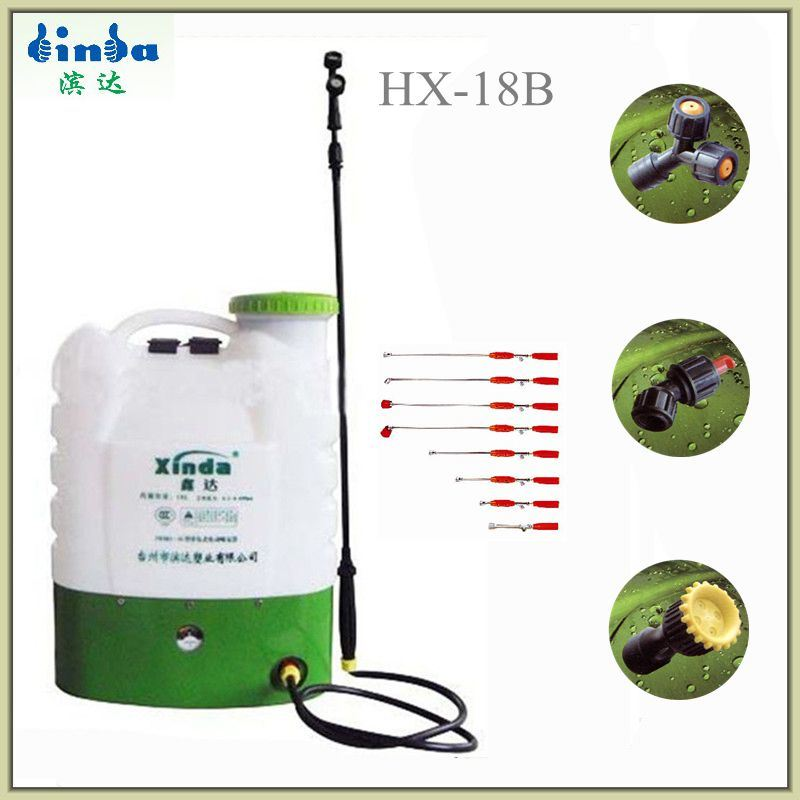 18L Hot Sale Battery Power Plastic Sprayer