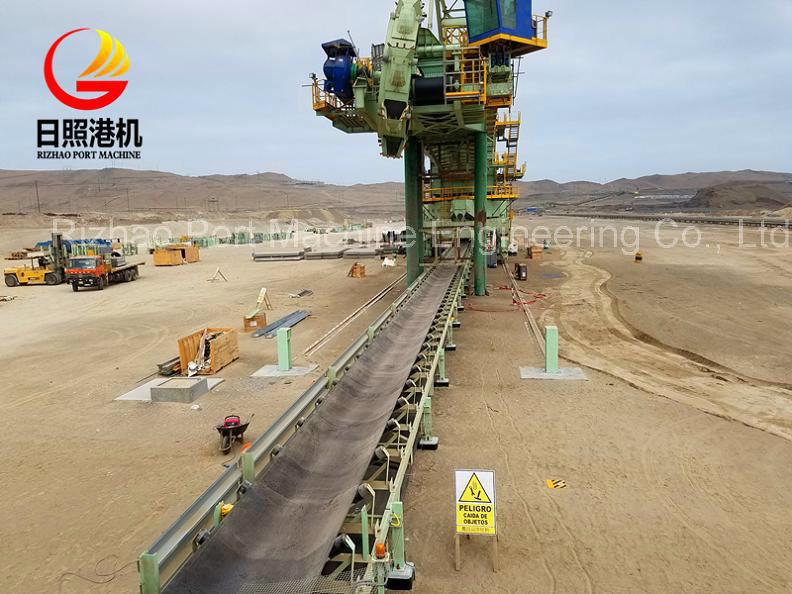 SPD Iron Ore Belt Conveyor for Peru