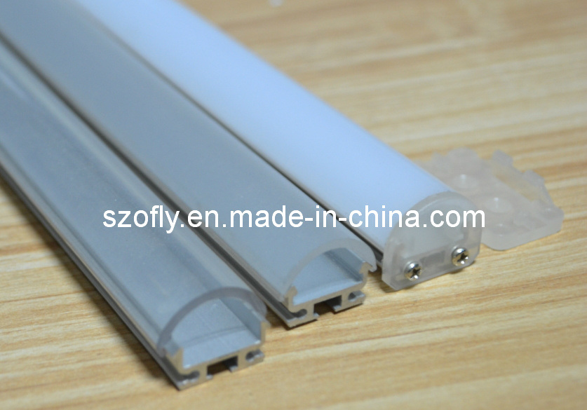 LED Aluminum Profile Supplier in Shenzhen China