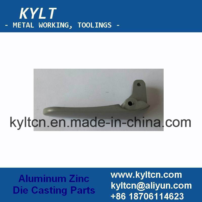 OEM Zamak/Zinc Injection Moulding Vehicle Door Handles Parts
