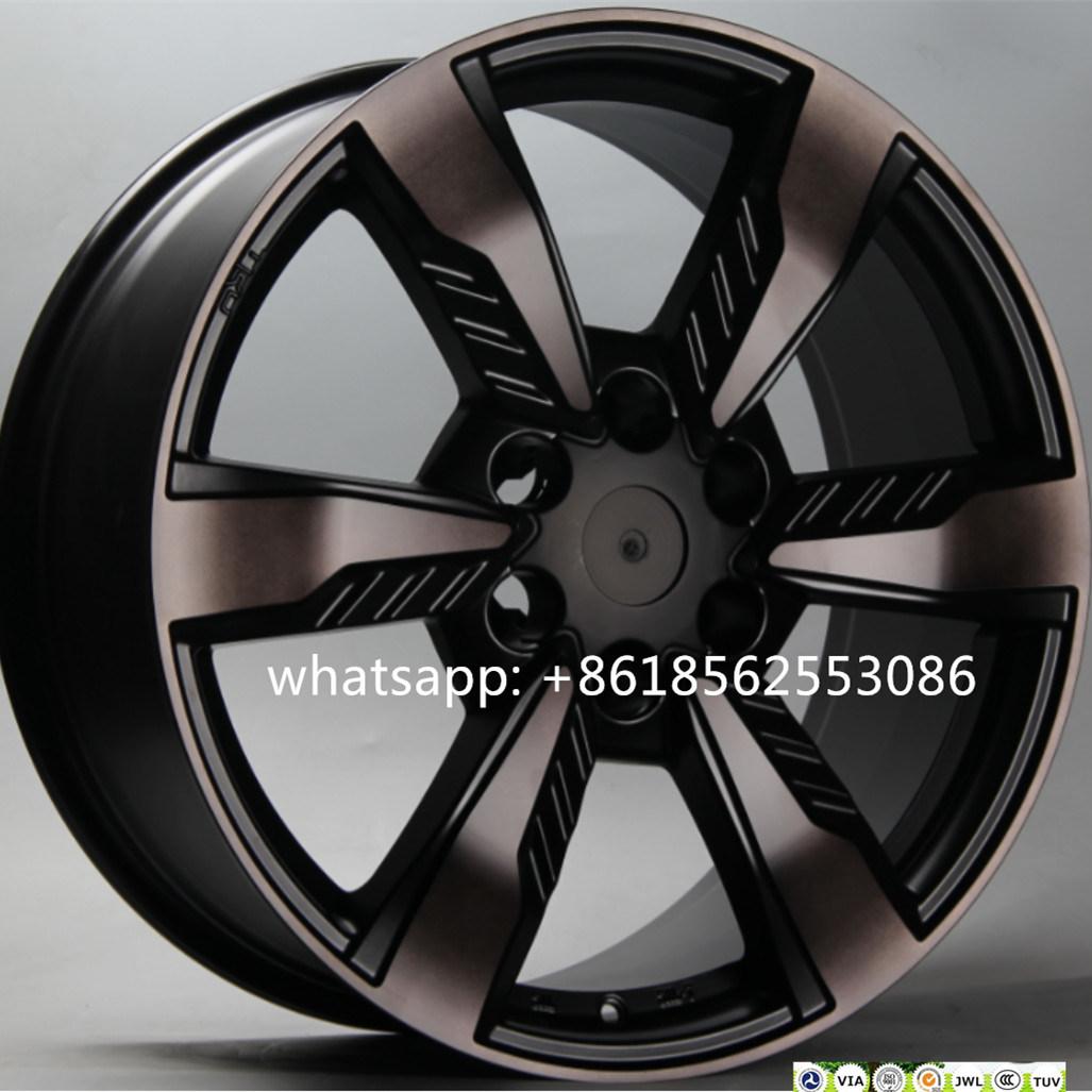SUV 20inch-22inch Replica Trd Alloy Wheel Rims Toyota