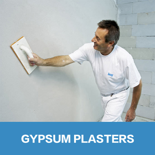 HPMC Construction Grade Used in Gypsum Based Plaster