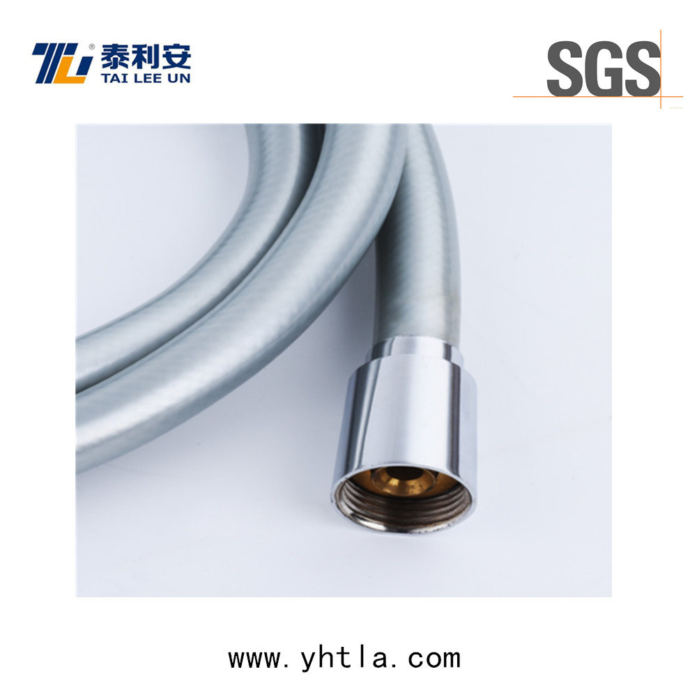 Stainless Steel Flexible Hose PVC Shower Hose (L1015-S)