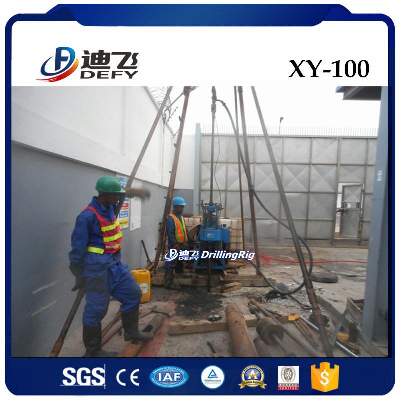 New Year Promotion Defy Xy-100 Diamond Drilling Equipment Price USD6***