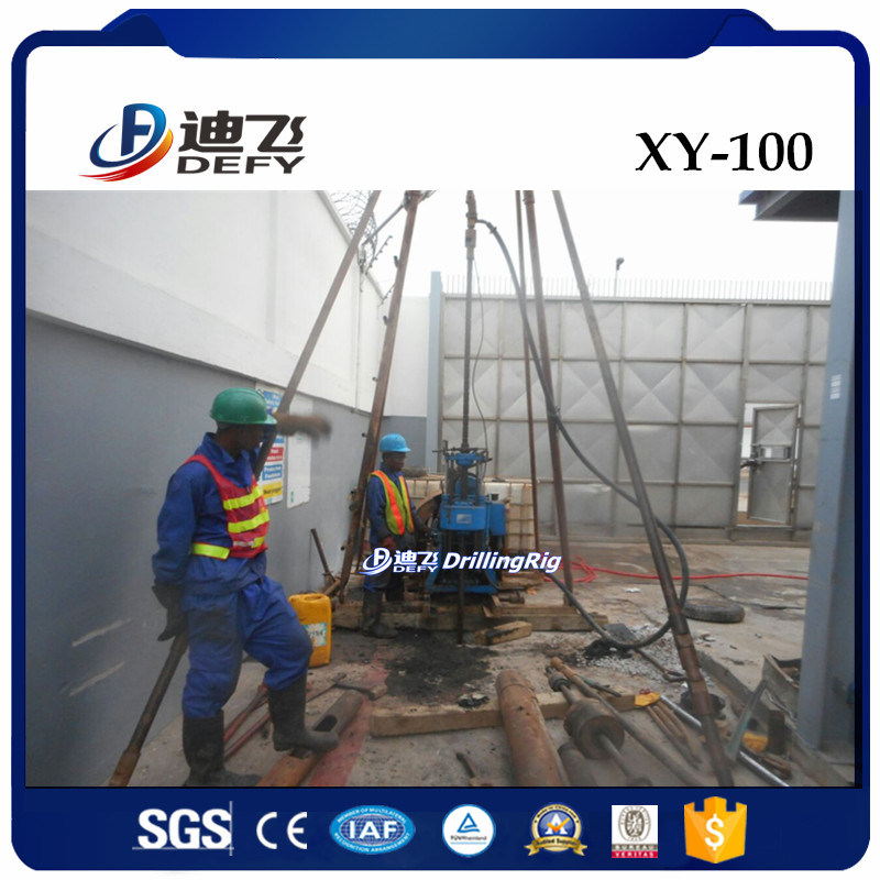 Xy-100 Drilling Machine for Soil Investigation