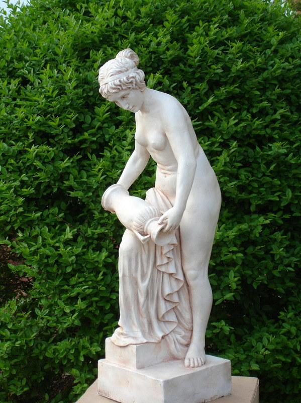 European Style Fiberglass Material Statues, Angels
